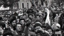 K 30. výročiu Nežnej revolúcie pripravuje Ministerstvo kultúry SR pestrý kultúrno – spoločenský program