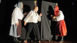 Divadelný štvrtok v SOS s Neprebudeným z Popradu