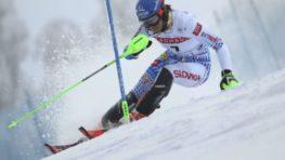 Veľká smola: Petra Vlhová v slalome vo fínskom Levi ukázala svoje kvality, ale  v 2. kole spadla…