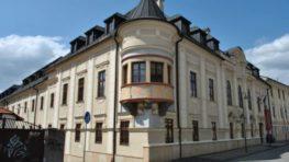 Bystrický Župný dom v Lazovnej ulici je súčasťou histórie slovenského národa