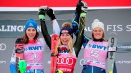 Petra Vlhová prvýkrát v sezóne na ´bedni´, v Killingtone skončila v slalome druhá + HLASY