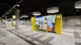 Fotografická súťaž na polepy sklenených stien na autobusovej stanici