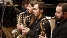 Novoročný jazzový koncert v Robotníckom dome