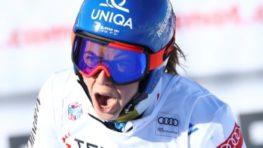 Prvý triumf Petry Vlhovej v tejto sezóne v obrovskom slalome, vyhrala v Sestriere + HLASY
