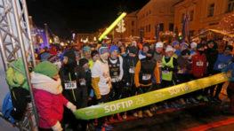 SOFTIP Trojkráľový večerný beh štartuje v pondelok 6. januára 2020