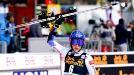 Duklistka Petra Vlhová druhá v obrovskom slalome SP v Kranjskej Gore