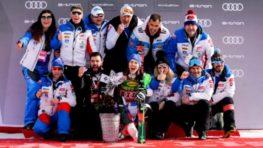 Petra Vlhová triumfovala v slalome v Kranjskej Gore, je už líderkou tejto disciplíny