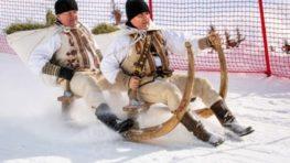 Medzinárodné krňačkové preteky na južnej strane Nízkych Tatier