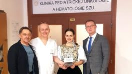 Pocta folklóru v srdci Slovenska pomohla Svetielku nádeje s viac ako 4 tisíckami eur