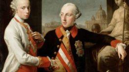 Vzácna bystrická návšteva princov Jozefa, Leopolda a vojvodu Alberta Tešínského v roku 1764