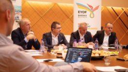 Už len 500 dní do EYOF 2021: Organizátorov čakajú dôležité udalosti