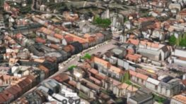 Mesto zverejnilo 3D model Banskej Bystrice, na webe bude slúžiť aj občanom