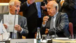 EYOF 2022: Prezident a generálny sekretár EOV ocenili Slovensko, Banskú Bystricu a SOŠV