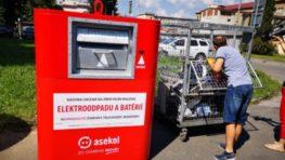 Banská Bystrica vyzbierala viac ako 36 tisíc kilogramov elektroodpadu