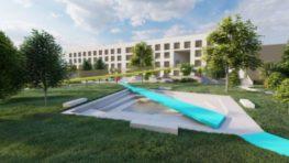 Kraj plánuje na Kačici vybudovať zážitkové vedecké centrum aj divadelnú sálu