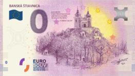 Najromantickejšie mesto na Slovensku má vlastnú 0 – eurovú bankovku a mincu