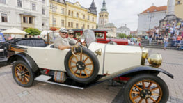 The Grand Retro Show 2020 privíta v sobotu aj Banská Bystrica
