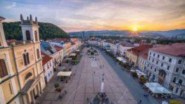 Na svete je ďalšia pieseň o Banskej Bystrici – Mesto pod Urpínom