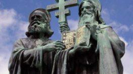 V nedeľu je sviatok svätých Cyrila a Metoda