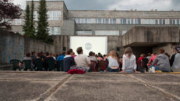 Kino v bazéne tento rok premietne filmy krátkej vlny