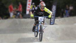 Sobotňajší súťažný pumptrack 2020 v Laskomerskej doline