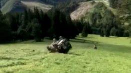 Nehoda horských záchranárov v Malej Fatre cestou k zranenej turistke