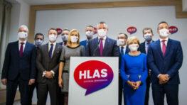 Bystričan Peter Pellegrini sa na ustanovujúcom sneme stal predsedom strany HLAS-SD