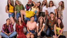 Bystrický tanečný klub vyzýva v čase korony k zodpovednému správaniu unikátnym videom