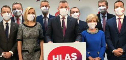 HLAS - sociálna demokracia