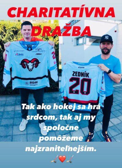 foto: zľava Anton Minárik a Richard Zedník