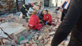 Zemetrasenie v Chorvátsku pocítili až vo Veľkom Krtíši