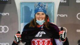 Vydretý triumf Petry Vlhovej v slalome v Záhrebe, opäť je snehová kráľovná