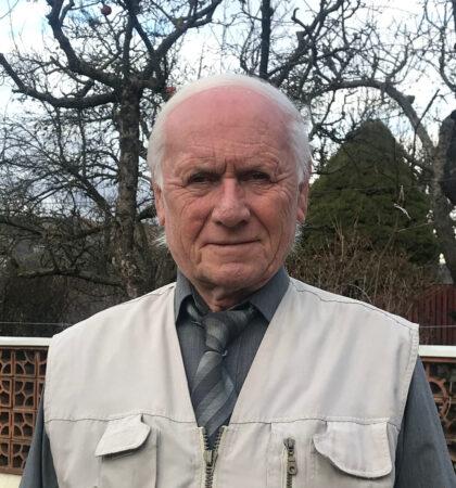 Ing. arch. Ján Podmanický