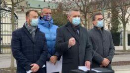 HLAS podá trestné oznámenie na premiéra Matoviča a členov vlády, v hre sú predčasné voľby