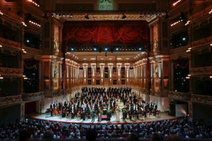 Semperova opera v Drážďanoch