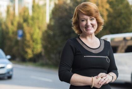 generálna riaditeľka Miriam Lapuníková
