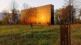 FOTO: Monument v Majeri ašpiruje aj na prestížne európske ocenenie
