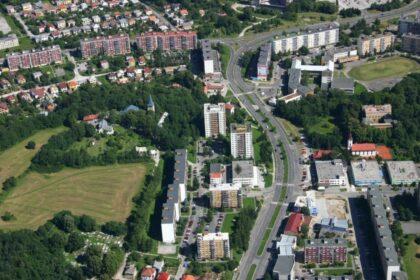 sídlisko Radvaň
