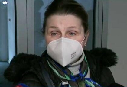 Epidemiologička ministerstva zdravotníctva Henrieta Hudečková