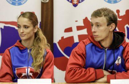 Monika Chochlíková a Tomáš Tadlánek