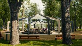 Projekt Revitalizácia Mestského parku v Banskej Bystrici je v stavebnom konaní