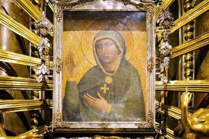 Slziaci obraz Panny Márie Trnavskej
