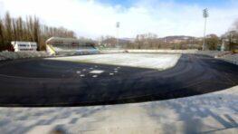 Armádny štadión pod Urpínom bude mať vyššiu kapacitu, dokončia ho na jeseň