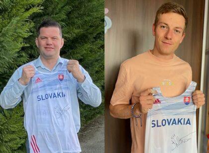 foto: Anton Minárik a Ján Volko