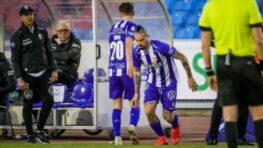 Marek Hamšík má za sebou vo Švédsku dvadsaťminútový debut, nie je je sklamaný