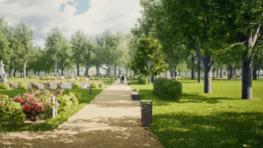 Pamiatkový úrad SR súhlasí s návrhom revitalizácie mestského parku, vrátane stredového priestoru