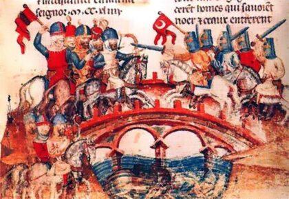 Bitka na rieke Slaná
