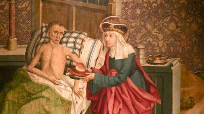 svätá Margita Uhorská