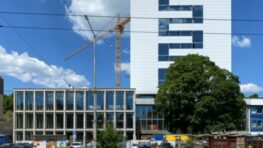 Koncom roka otvoria v Banskej Bystrici na Partizánskej modernú administratívnu budovu Interpolis
