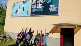 Divadlo Štúdio tanca: Medzinárodný festival Dni tanca pre vás v Banskej Bystrici